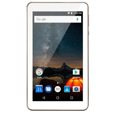 Tablet Multilaser M7S Plus Quad Core 7´ Wi-Fi Bluetooth Android 7.0 Dourado - NB276