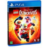 Game Lego Disney-Pixar Os Incríveis PS4