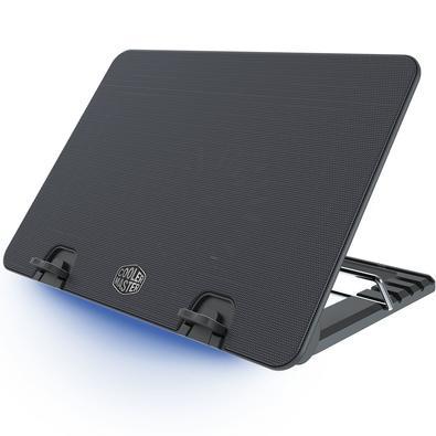Base para Notebook Cooler Master Ergostand IV compatível com Notebook até 17´´ R9-NBS-E42K-GP