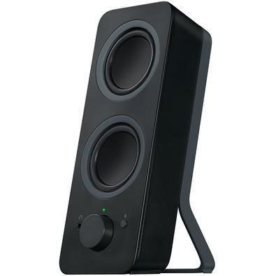 Caixa de Som Logitech Z207 Bluetooth 10W P3 Preto - 980-001295