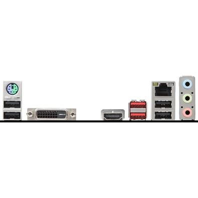 Placa-Mãe MSI H310M Gaming Arctic, Intel LGA 1151, mATX, DDR4