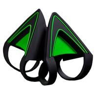 Kitty Ears para Headset Razer Kraken, Green - RC21-01140200-W3M1