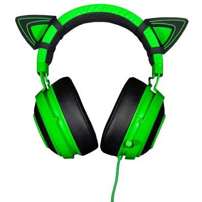 Acessório Razer - Kitty Ears para Razer Kraken - Green