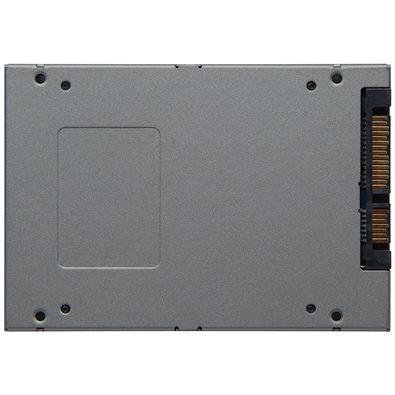 SSD Kingston UV500, 480GB, SATA, Leitura 520MB/s, Gravação 500MB/s, Kit Upgrade - SUV500B/480G