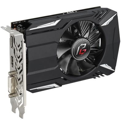 Placa de Vídeo ASRock AMD Radeon RX 550 Phantom Gaming 2G, GDDR5 - 90-GA0500-00UANF