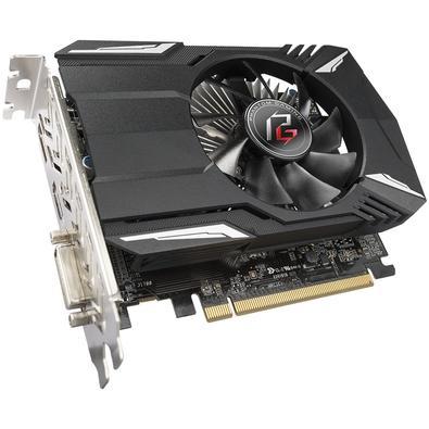 Placa de Vídeo ASRock AMD Radeon RX 550 Phantom Gaming 2G, GDDR5 - 90-GA0500-00UANF