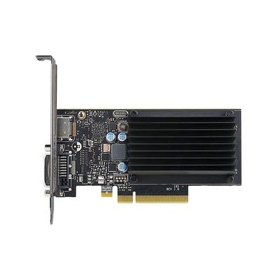 Placa de Vídeo VGA EVGA NVIDIA GeForce GT 1030 DDR4 2GB SDDR4 Passive Low Profile - 02G-P4-6232-KR