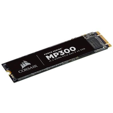 SSD Corsair Force Series MP300 120GB M.2 Leituras: 1520MB/s e Gravações: 460MB/s  - CSSD-F120GBMP300