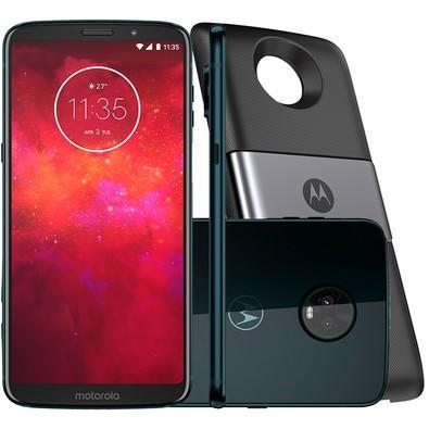 40200f486 KaBuM! - Smartphone Motorola Moto Z3 Play PowerPack e DTV