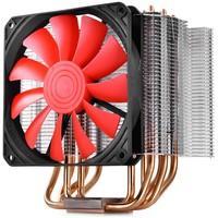 Cooler para Processador Deepcool Lucifer K2 FAN Vermelho