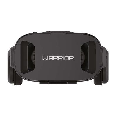 Óculos de Realidade Virtual Warrior, Com Headphone, Preto - JS086