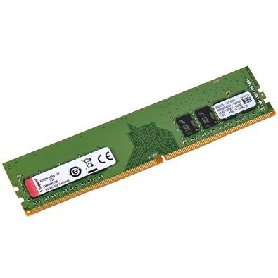 Memória Kingston 8GB 2666Mhz DDR4 CL19 - KVR26N19S8/8