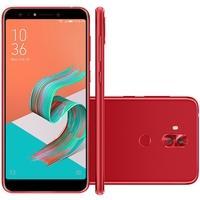 Smartphone Asus Zenfone 5 Selfie, 64GB, 20MP, Tela 6´, Vermelho - ZC600KL-5C111BR