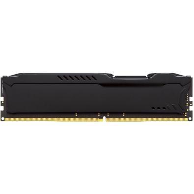 Memória HyperX Fury, 8GB, 3466MHz, DDR4, CL19, Preto - HX434C19FB2/8