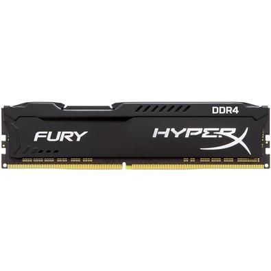 Memória HyperX Fury, 16GB (2x8GB), 3200MHz, DDR4, CL18, Preto - HX432C18FB2K2/16