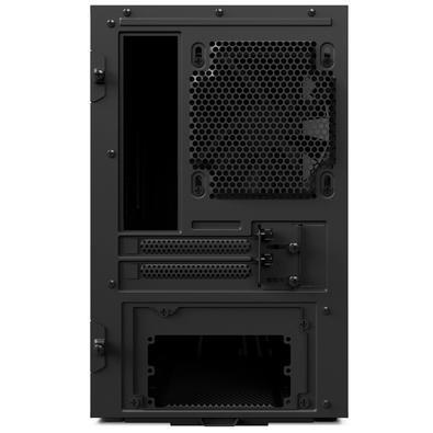 Gabinete NZXT H200, ITX, Preto - CA-H200B-B1