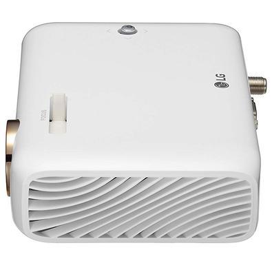 Projetor LG CineBeamTV, Portátil, Bluetooth, HD, 550 Lumens - PH550