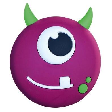 Caixa de Som Bluetooth OEX Speaker Boo, 5W, Roxo e Verde - SK301