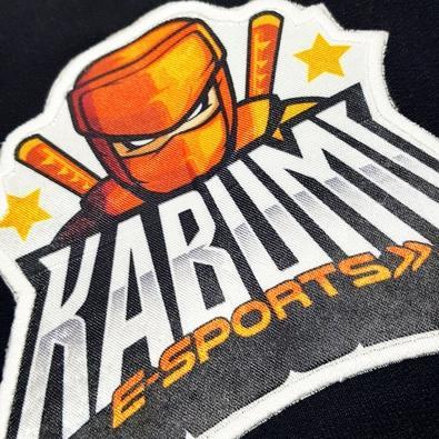 Jaqueta College Kabum e-Sports P