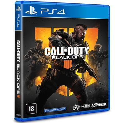 Game Call of Duty Black Ops IV PS4