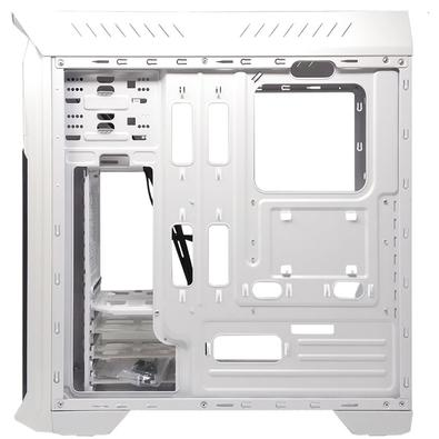 Gabinete Gamer Bluecase BG-110 sem Fonte, USB 3.0, Branco - BG110WGCASE