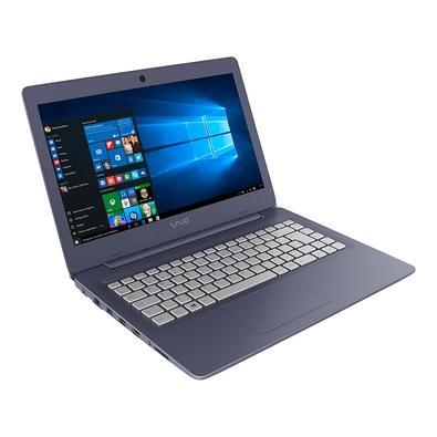 Notebook Vaio VJC141F11X-B1011L Intel Core i3-6006U, RAM 4GB, SSD 128GB, 14´, Windows 10 Home, Azul - 3340500