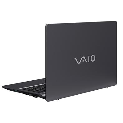 Notebook Vaio Fit 15S VJF155F11X-B0611B Intel Core i5-7200U, RAM 8GB, SSD 256GB, 15.6´, Windows 10 Home, Chumbo - 3340203