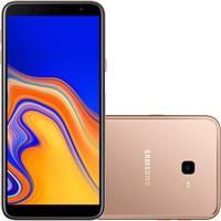 Smartphone Samsung Galaxy J4+ 32GB, 13MP, Tela 6´, Cobre - SM-J415G