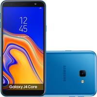 Smartphone Samsung Galaxy J4 Core, 16GB, 8MP, Tela 6´, Azul - SM-J410G/16DL