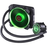 WaterCooler PCYes Nix RGB 120mm, 1 Fan, Preto - PWC120H40PTRGB