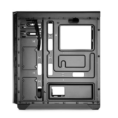 Gabinete Gamer Warrior Madoc com Lateral em Vidro, USB 3.0, Preto - GA178