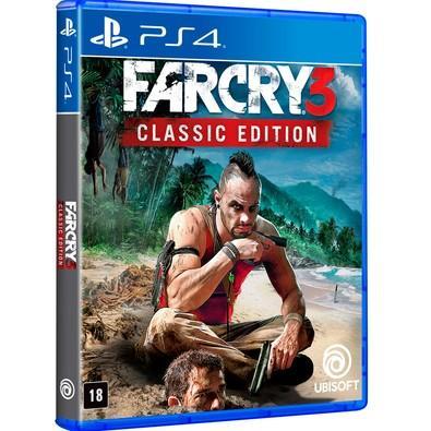 Jogo Far Cry 3 - Classic Edition - Playstation 4 - Ubisoft