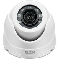 Câmera Mini Dome Elgin 4 em 1 T2, Lente 2.8mm, HD, IR 15m, Branca - 42C41IMT2M00