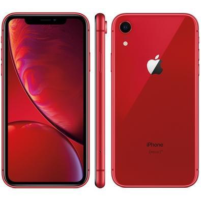 iPhone XR Vermelho, 256GB - MRYM2