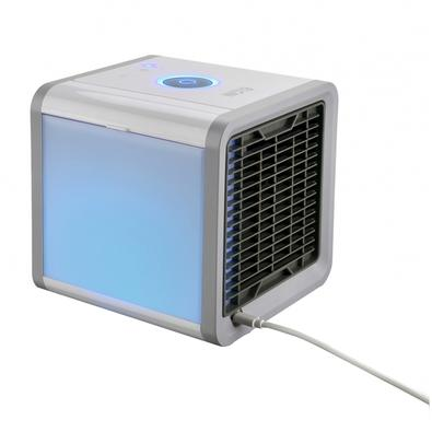 Climatizador Elgin Magic Air, Individual, USB, Branco e Cinza - FGFN01N5NA