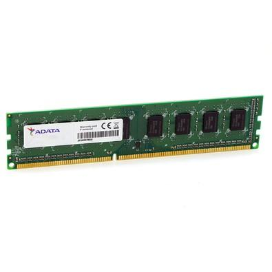 Memória Adata 4GB, 1600MHz, DDR3, CL11 - AD3U1600W4G11-S