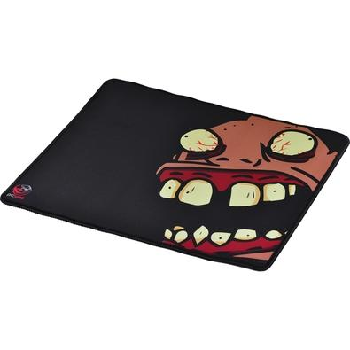 Mousepad Gamer PCYes Huebr, Speed, Médio (360x300mm) Preto - HPS36X30