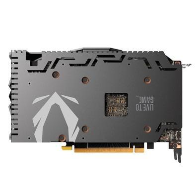 Placa de Vídeo Zotac NVIDIA GeForce RTX 2070 Mini 8GB Gaming, GDDR6 - ZT-T20700E-10P
