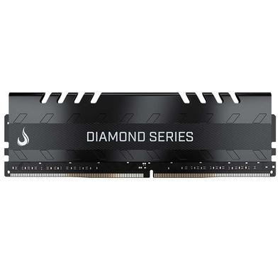 Memória Rise Mode Diamond, 8GB, 3000MHz, DDR4, CL15, Preto - RM-D4-8G-3000D
