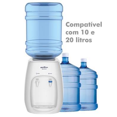 Bebedouro Acqua Britânia até 20L, Bivolt, Branco - 035103001