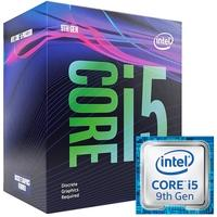 Processador Intel Core i5-9400F Coffee Lake, Cache 9MB, 2.9GHz (4.1GHz Max Turbo), LGA 1151, Sem Vídeo - BX80684I59400F