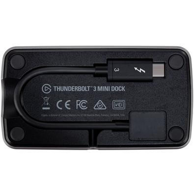 Dock Station Elgato Thunderbolt 3 Mini Dock - 10DAB9901
