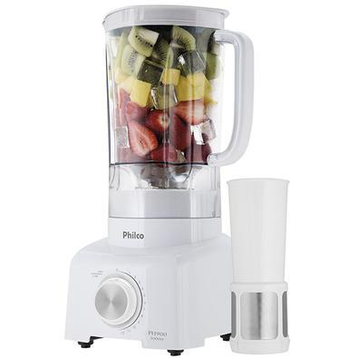 Liquidificador Philco, 1200W, 127V, Branco - PH900