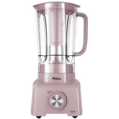 Liquidificador Philco, 1200W, 127V, Rose - PH900