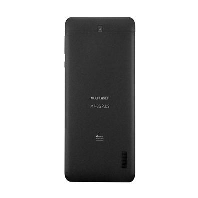 Tablet M7 3G Plus Dual Chip Quad Core 1 Gb De Ram Memória 16 Gb Tela 7 Polegadas Nb304 Preto