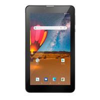 """Tablet Multilaser M7 Plus 3G, Dual Chip, Quad Core, Ram 1GB, HD 16GB, Tela 7"""", Preto - NB304"""
