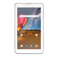 "Tablet Multilaser M7 Plus 3G, Dual Chip, Quad Core, 1GB Ram, HD 16GB, Tela 7"", Rosa - NB305"