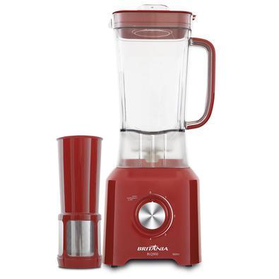Liquidificador Britânia BLQ900 Vermelho 900W 220V