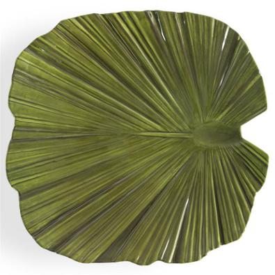 Travessa planta verde 35cm Brinox