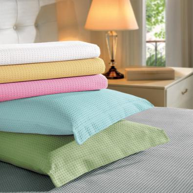 Porta Travesseiros Gênova Azul